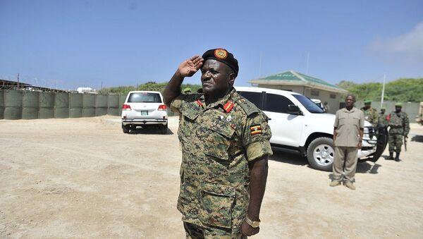 Gen Katumba Wamala - Sputnik International