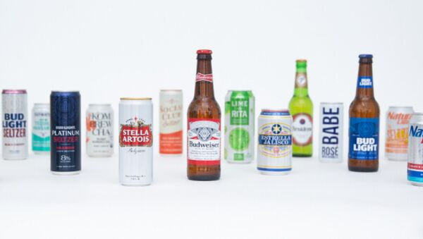 Anheuser-Busch, the country's leading brewer, today announced a national campaign with the White House to help meet President Biden's goal of encouraging as many Americans as possible to get vaccinated against COVID-19 by July 4th. - Sputnik International