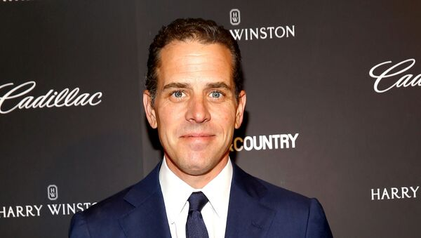 NEW YORK, NY - 28 MAY: Hunter Biden attends the T&C Philanthropy Summit with a screening of Generosity Of Eye at the Lincoln Center with Town & Country on 28 May 2014 in New York City. - Sputnik International