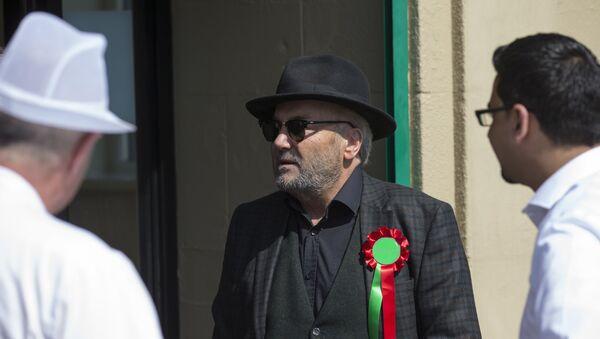 Britain Election Wild Race - Sputnik International