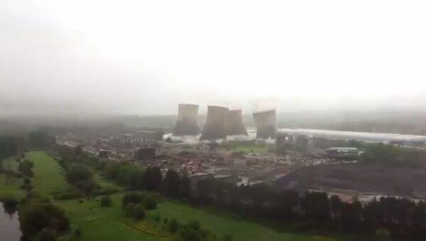 Cooling towers - Sputnik International