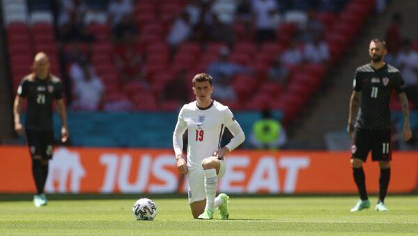 Euro 2020 - Group D - England v Croatia - Sputnik International