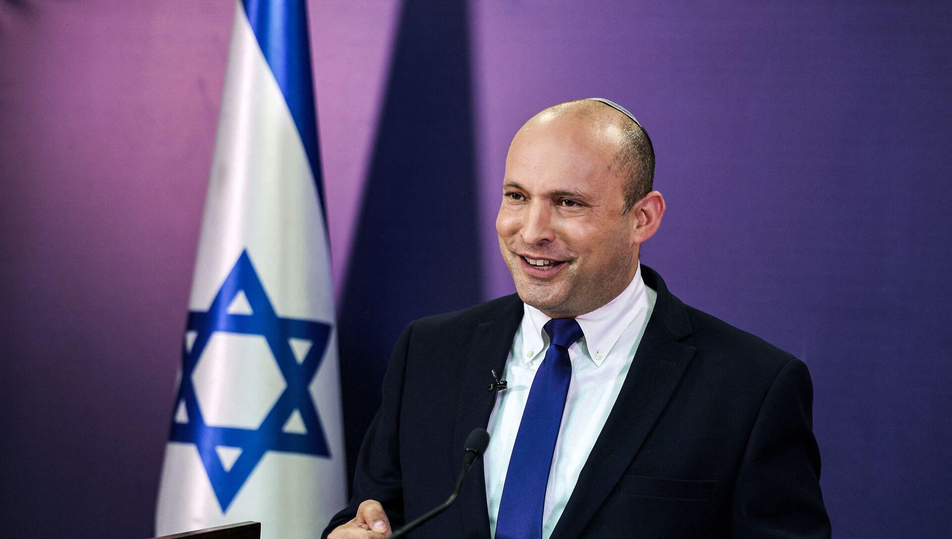 Naftali Bennett Becomes Israel's New Prime Minister, Ending Netanyahu's 12-Year Tenure - Sputnik International, 1920, 13.06.2021