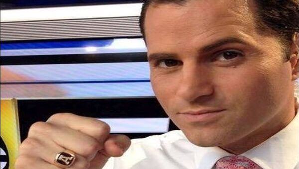 Late ABC 33/40's TV anchor Christopher Sign, who was found dead at his home on 12 June 2021 - Sputnik International