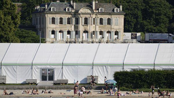 Geneva's Villa La Grange - Sputnik International