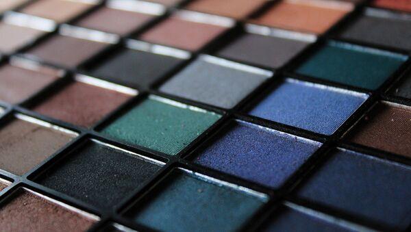 Cosmetics, eye shadow - Sputnik International