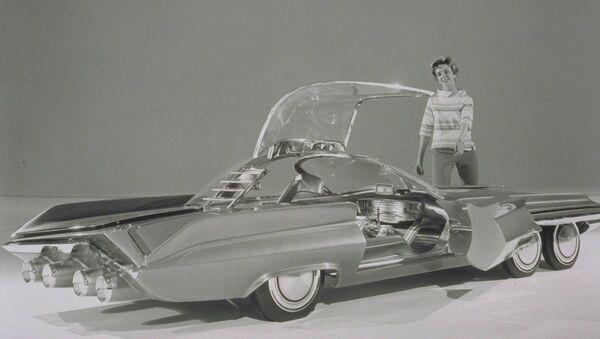1962 Ford Seattle-ite XXI - Sputnik International