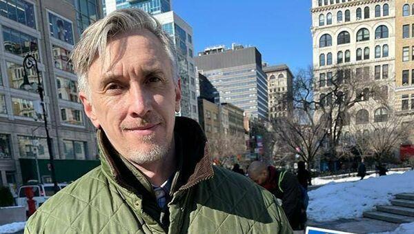 Russian candidate for New York Mayor Vitaly Filipchenko - Sputnik International