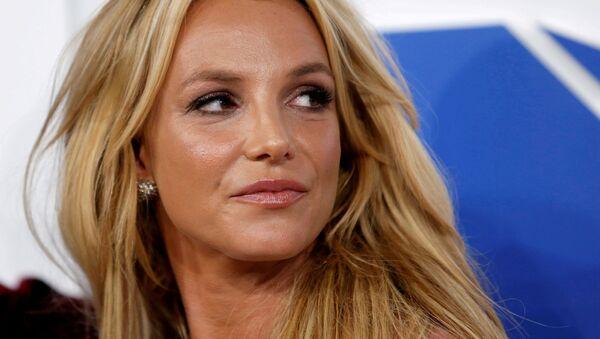 Singer Britney Spears arrives at the 2016 MTV Video Music Awards in New York, 28 August 2016 - Sputnik International