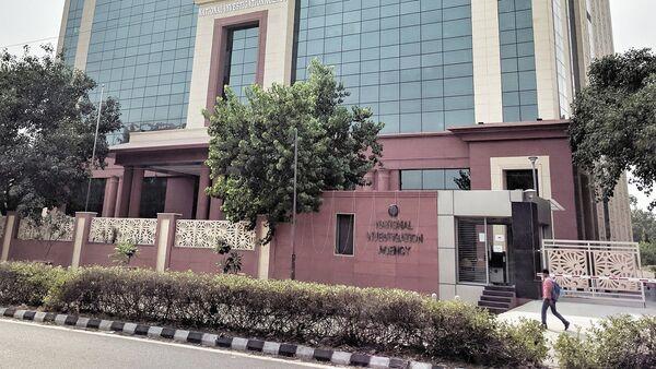 National Investigation Agency Headquarters, New Delhi. - Sputnik International