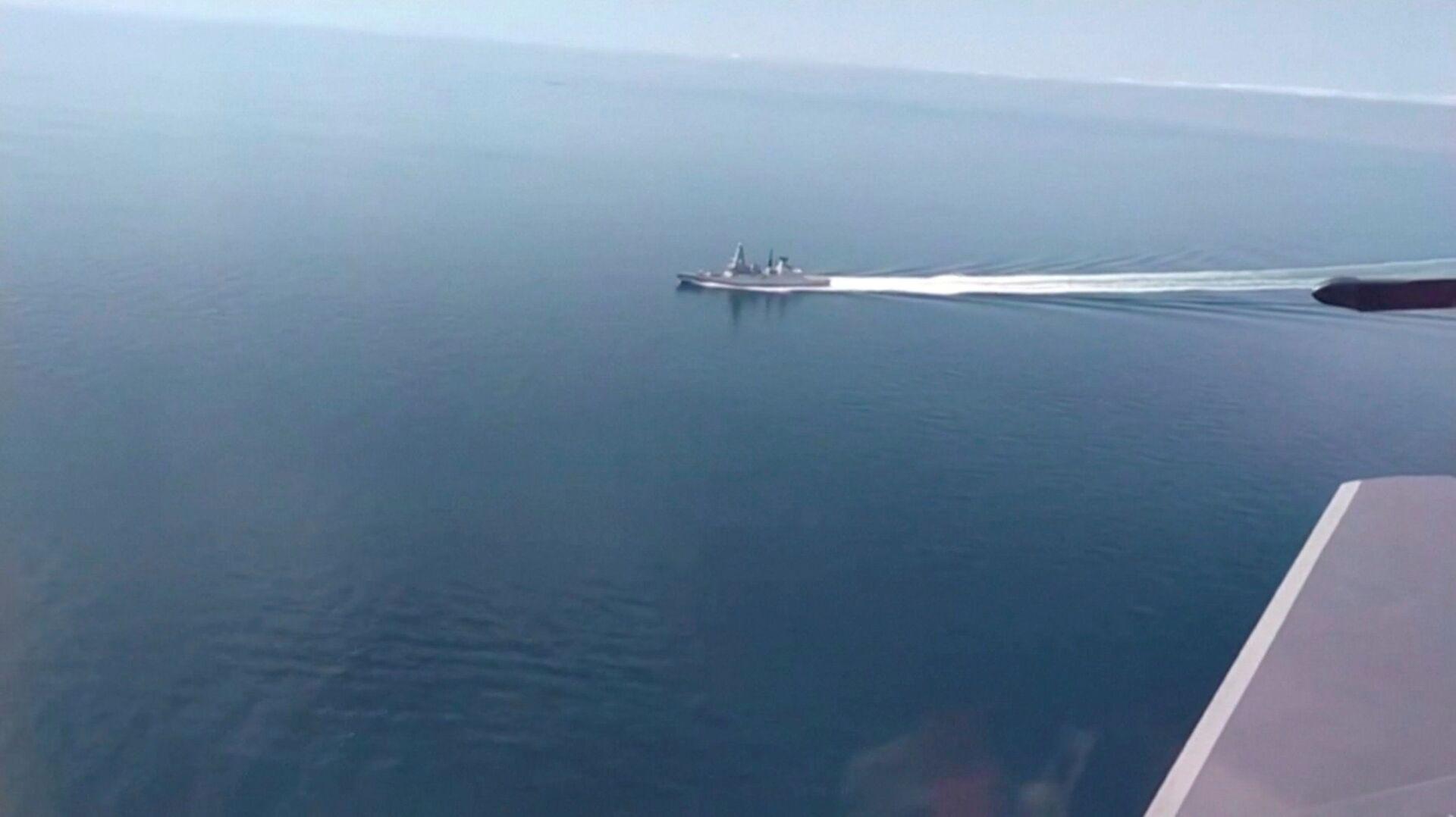 NATO's Largest-Ever 'Sea Breeze' Naval Drills Begin in Black Sea Amid HMS Defender Fracas - Sputnik International, 1920, 29.06.2021
