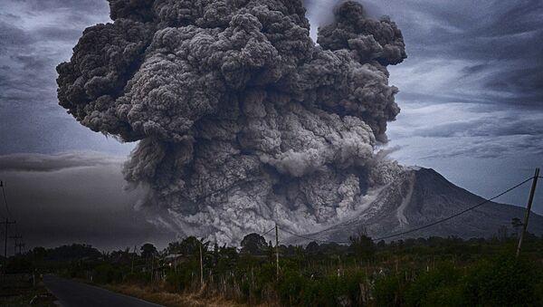 Mount Sinabung, Indonesia - Sputnik International