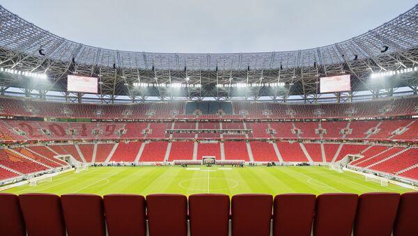 Puskas Arena - Sputnik International