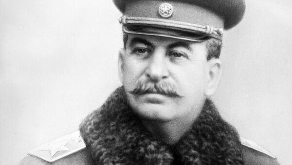 Generalissimo of the Soviet Union Joseph Stalin - Sputnik International