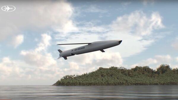 RAFAEL Unveils :SEA BREAKER 5th GEN, Maritime & Land-Based, Long-Range Autonomous Weapon System - Sputnik International