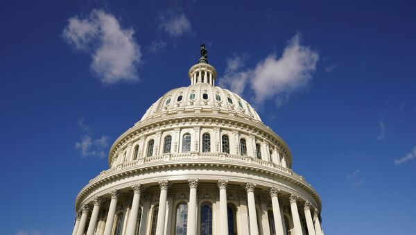 A view of the U.S. Capitol  in Washington, DC, U.S. January 19, 2021. - Sputnik International