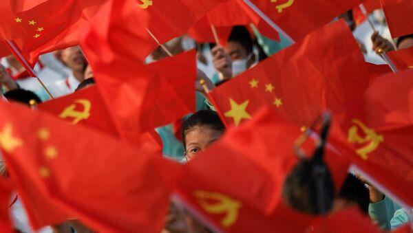 Chinese Communist Party Celebrates its 100th Birthday - Sputnik International