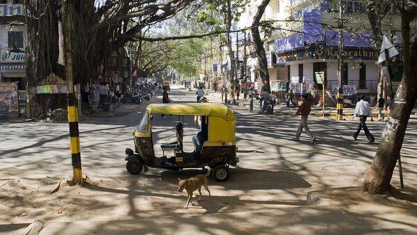 The Streets of Bangalore - Sputnik International