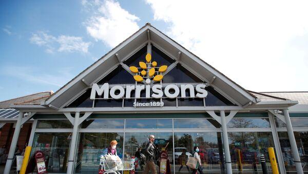 A Morrisons store is pictured in St. Albans, Britain, 10 September 2020 - Sputnik International