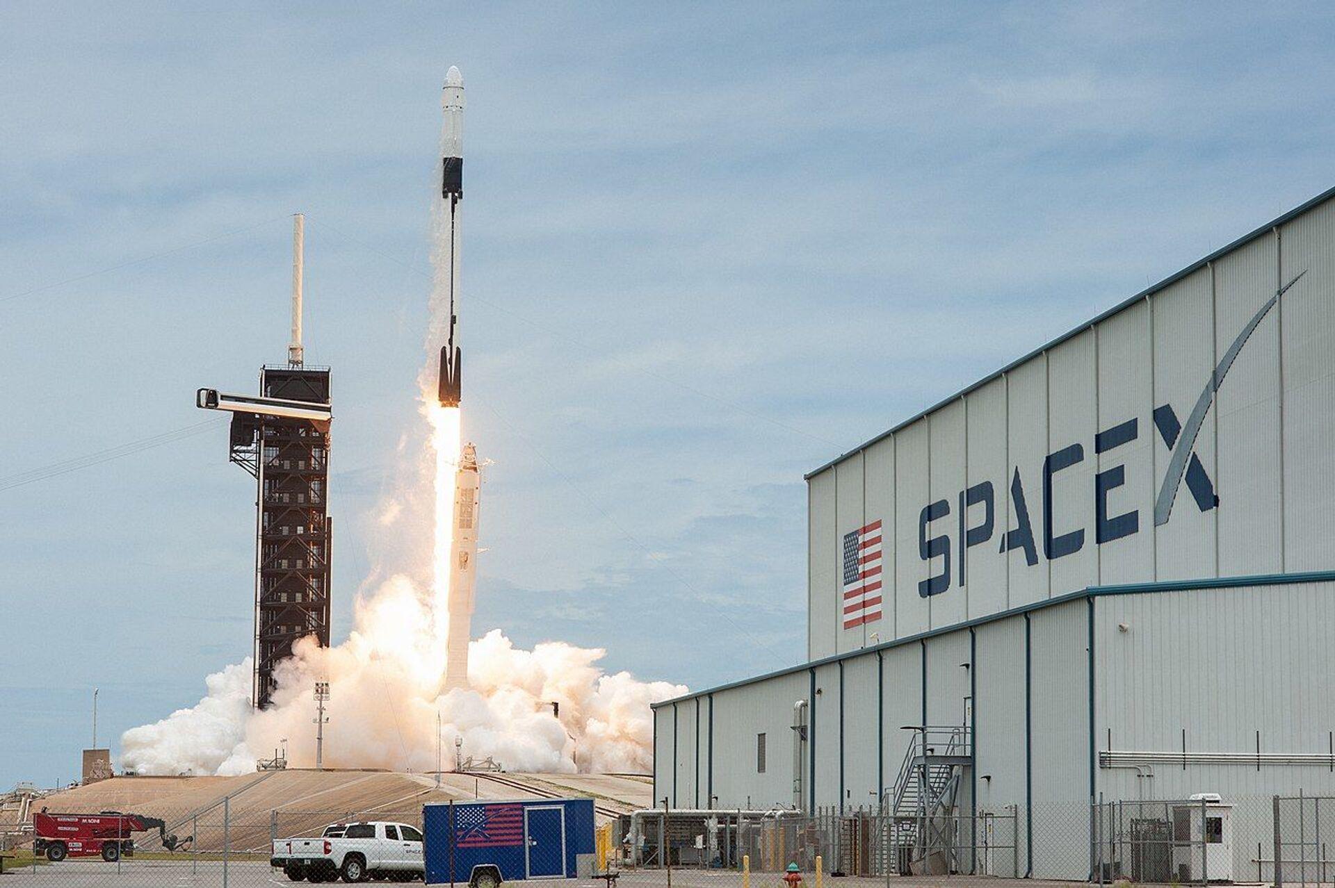 SpaceX CRS-22 Liftoff - Sputnik International, 1920, 07.09.2021