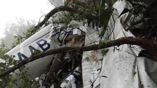 Training Aircraft Crashes in Lebanon - Sputnik International