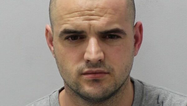 Elton Sefa, an illegal immigrant who murdered his British boss - Sputnik International