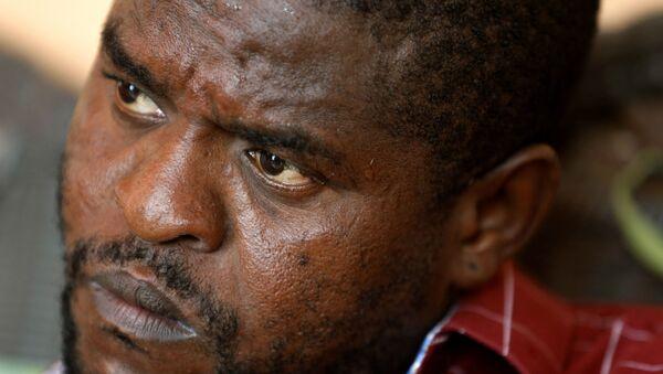 Jimmy Cherizier, aka Barbecue, is Haiti's most powerful gang leader - Sputnik International