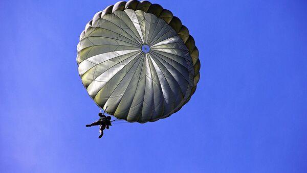 A parachutist - Sputnik International