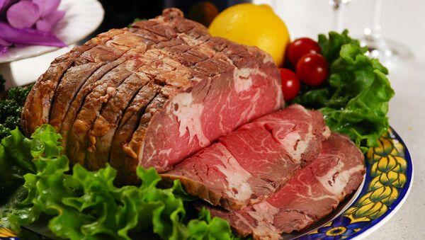 Roast Beef. - Sputnik International