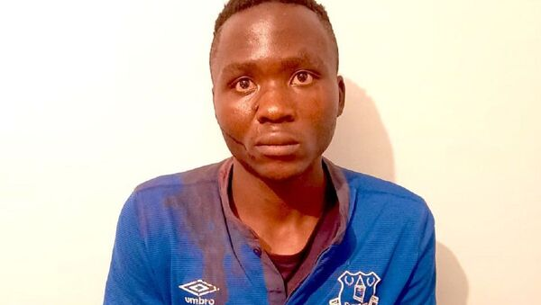 Masten Milimo Wanjala, the bloodthirsty vampire arrested earlier today is responsible for at least ten cold-blooded murders of innocent children, as our detectives have finally established. Wanjala single handedly - Sputnik International