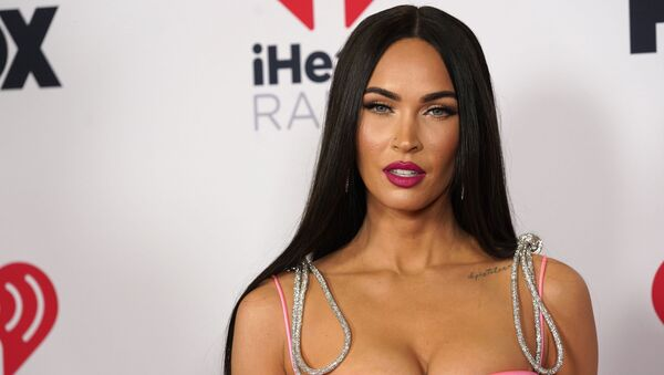Megan Fox attends the iHeartRadio Music Awards at the Dolby Theatre on Thursday, May 27, 2021, in Los Angeles - Sputnik International