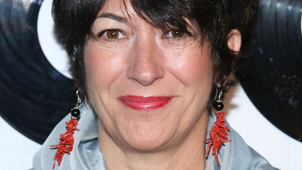 NEW YORK, NY - MAY 06: Ghislaine Maxwell attends the 2014 ETM (EDUCATION THROUGH MUSIC) Children's Benefit Gala at Capitale on May 6, 2014 in New York City - Sputnik International
