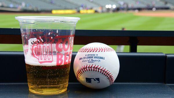Beer and Baseball - Sputnik International