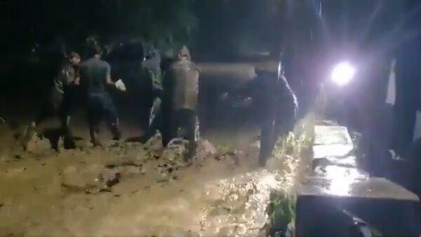 Cloudburst in Mando village of Uttarakhand's Uttarkashi district claimed 3 lives - Sputnik International