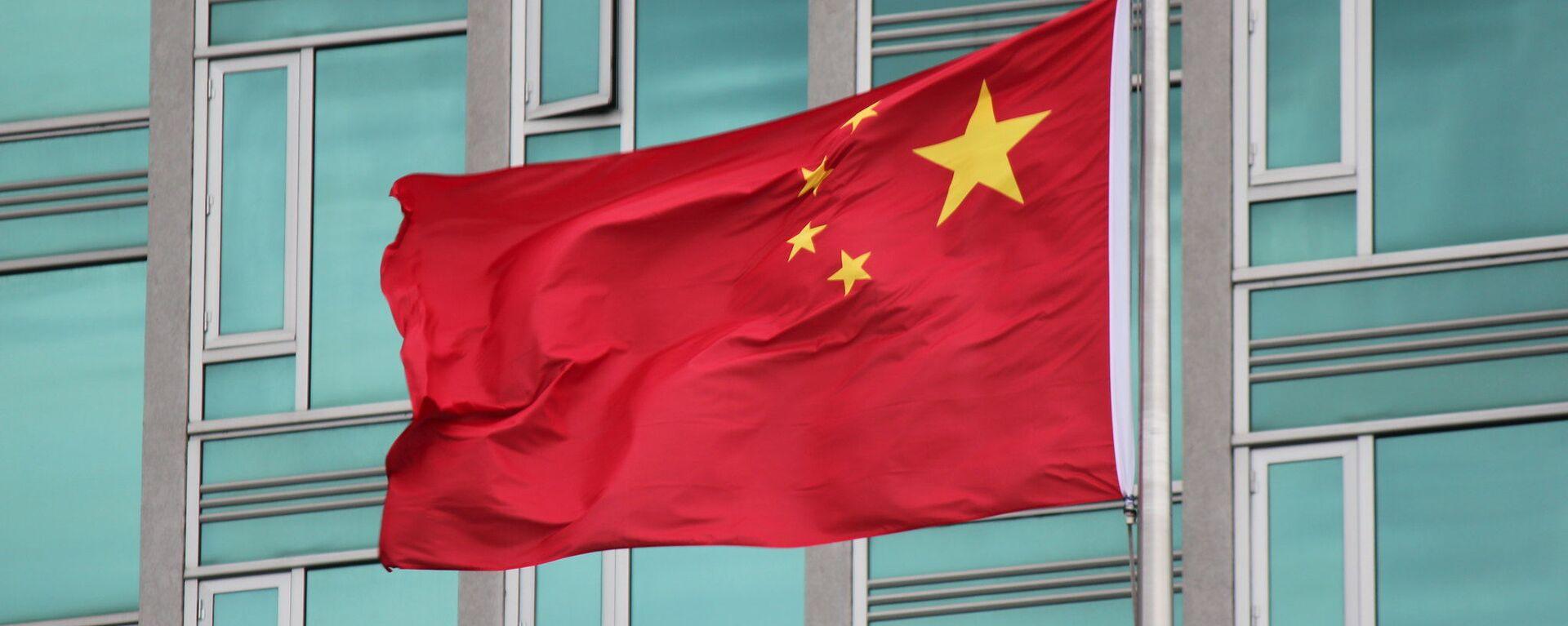 Chinese flag - Sputnik International, 1920, 16.09.2021