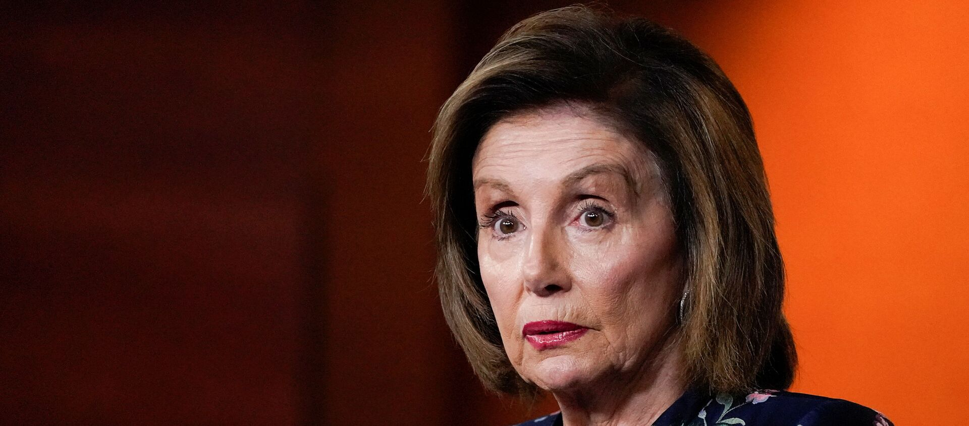 U.S. House Speaker Nancy Pelosi holds weekly news conference with Capitol Hill reporters in Washington - Sputnik International, 1920, 22.07.2021