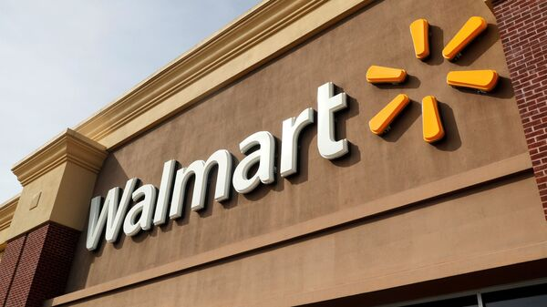 The exterior of a Walmart department store pictured in West Haven, Connecticut, U.S., February 17, 2021. - Sputnik International