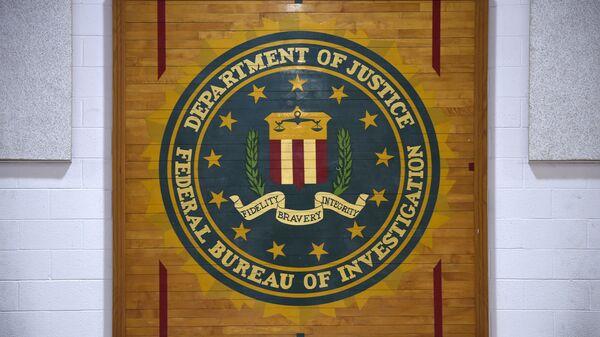 FBI logo - Sputnik International