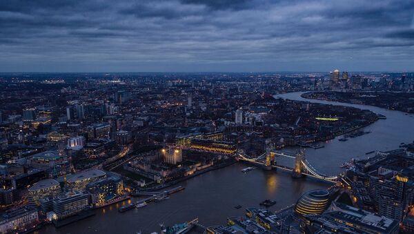 A night time view of London - Sputnik International