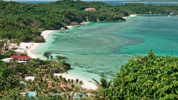 Boracay, Philippines - Sputnik International