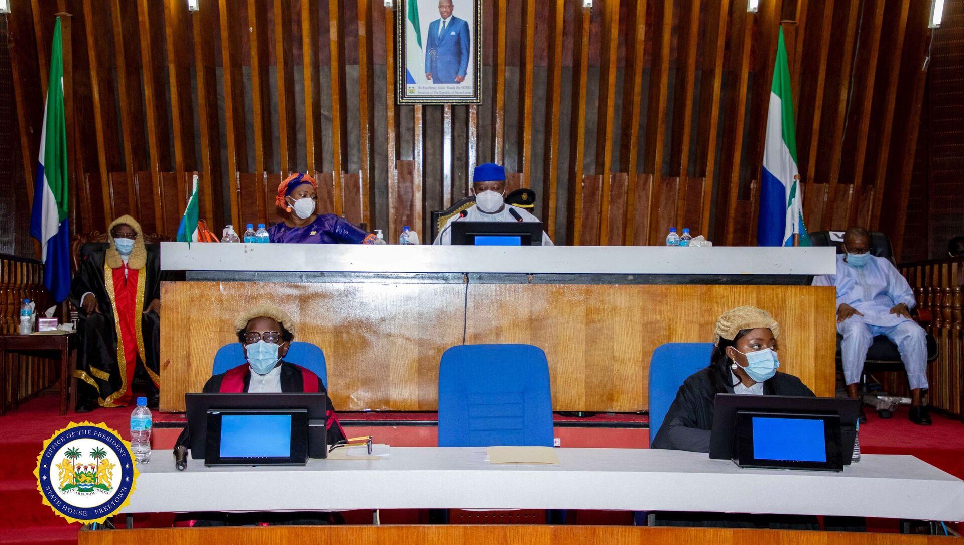 Sierra Leone parliament voted to abolish death penalty on July 23, 2021 - Sputnik International, 1920, 23.07.2021
