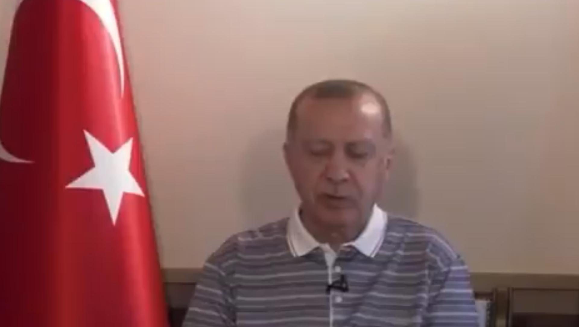 Recep Tayyip Erdogan - Sputnik International, 1920, 24.07.2021