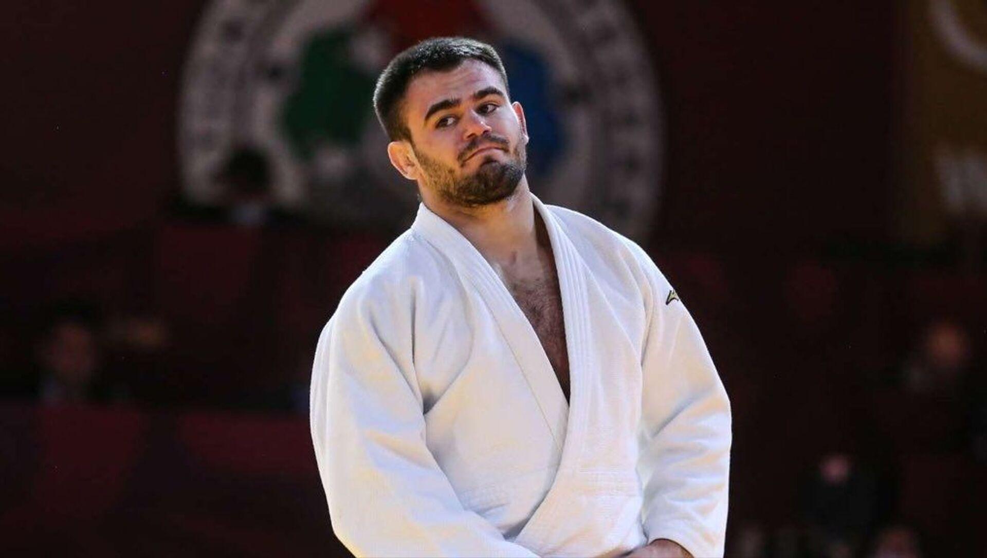 Algerian Judo fighter Fethi Nourine - Sputnik International, 1920, 24.07.2021