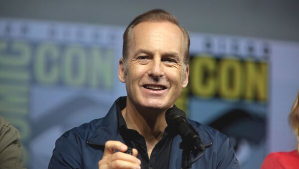 Bob Odenkirk speaking at the 2018 San Diego Comic Con International, for Better Call Saul, at the San Diego Convention Center in San Diego, California. - Sputnik International