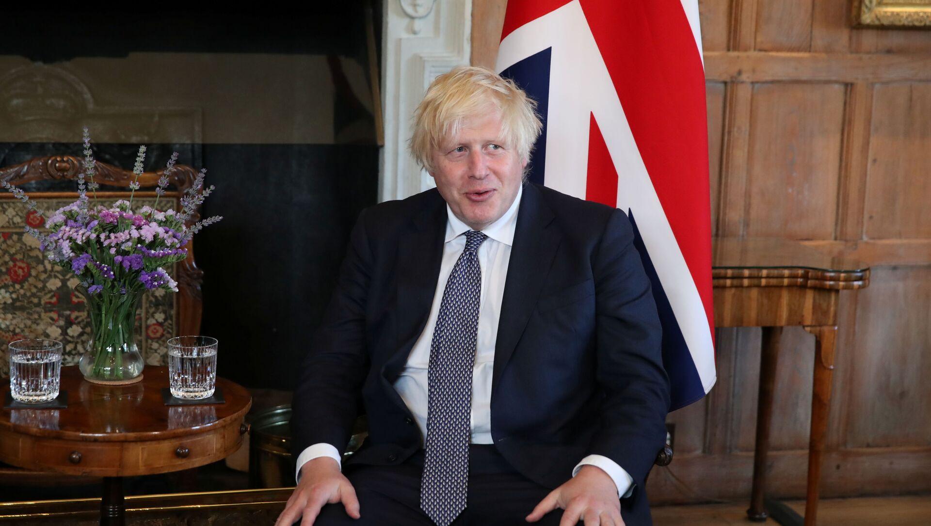 Britain's Prime Minister Boris Johnson. File photo  - Sputnik International, 1920, 29.07.2021