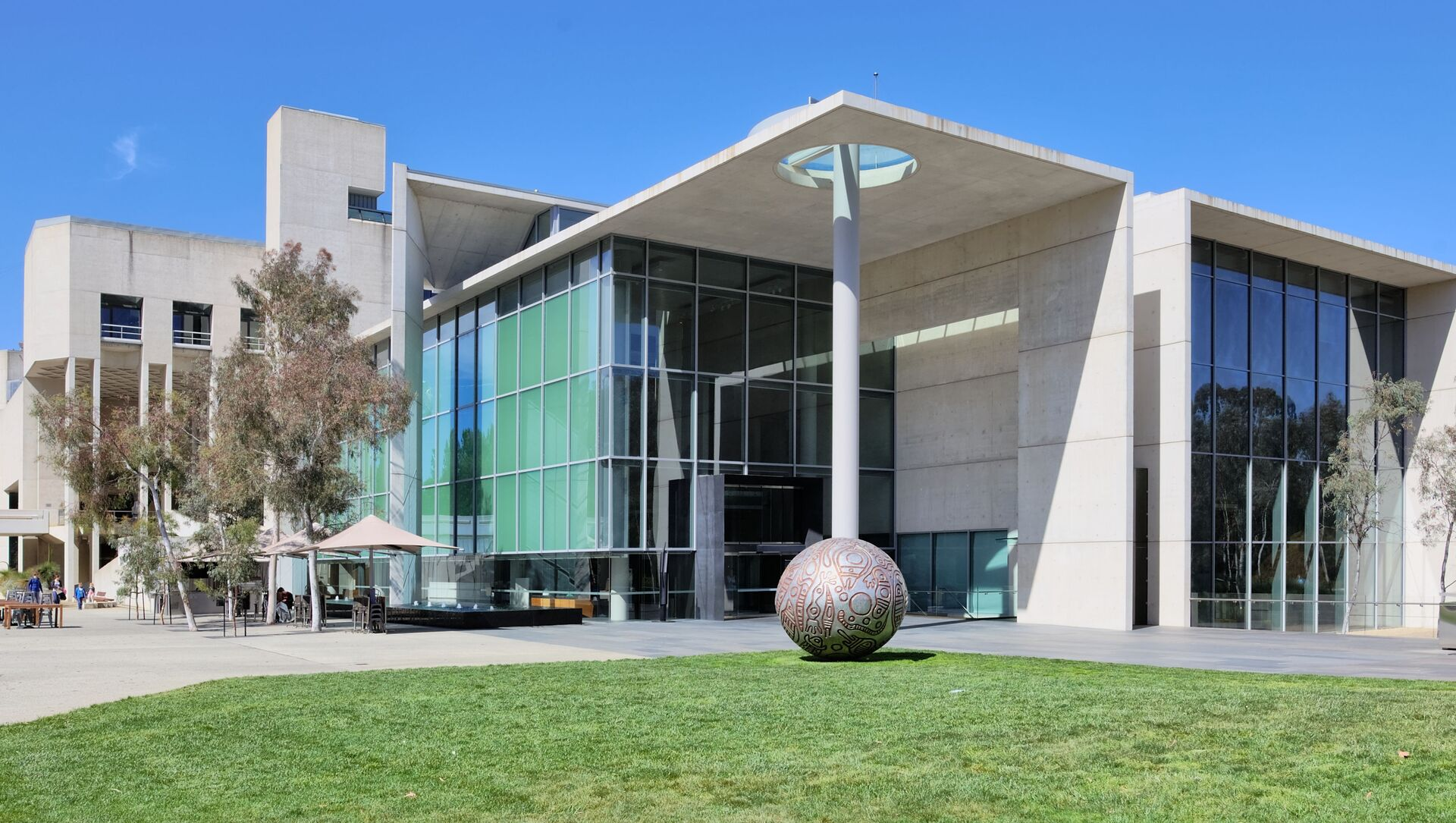 National Gallery of Australia - Sputnik International, 1920, 29.07.2021