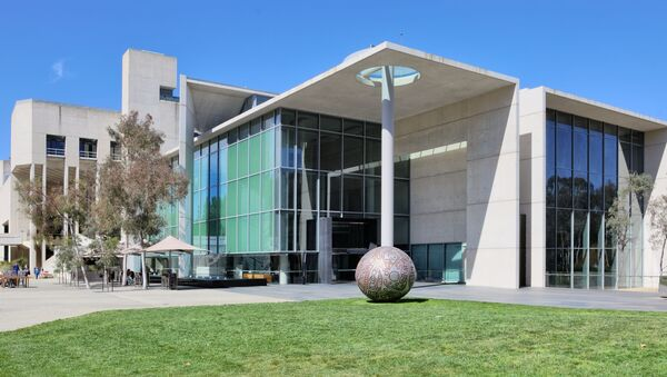 National Gallery of Australia - Sputnik International