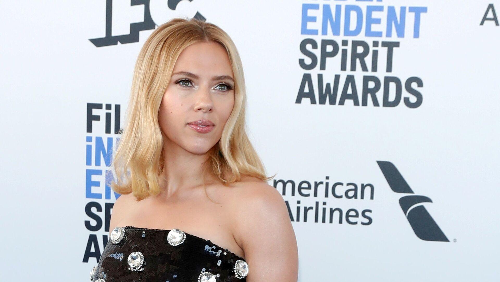 35th Film Independent Spirit Awards – Arrivals – Santa Monica, California, U.S., February 8, 2020 – Scarlett Johansson.  - Sputnik International, 1920, 31.07.2021
