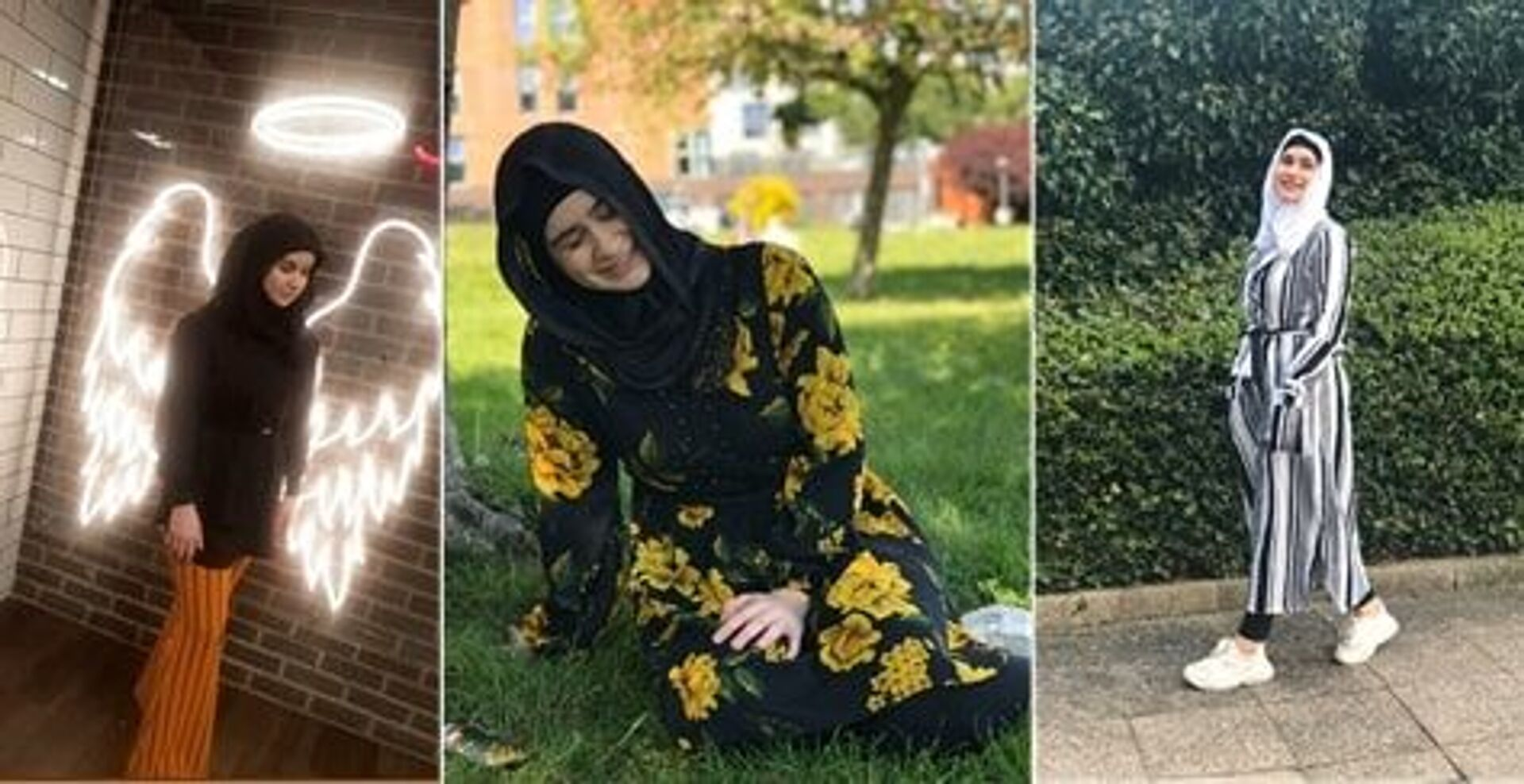 Aya Hachem, who was shot dead in Blackburn in May 2020 - Sputnik International, 1920, 07.09.2021