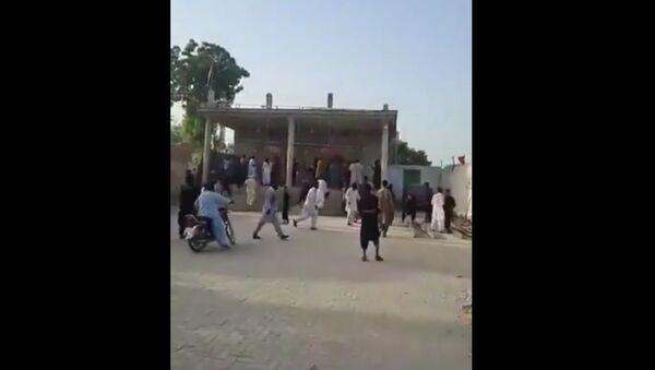 A Hindu temple attacked in Pakistan's Punjab Province  - Sputnik International